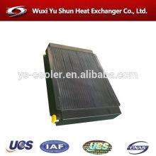 hs 84189910000 custom made aluminum plate fin engine oil radiator