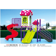 Le plus récent équipement de terrain de jeux pour enfants aux champignons