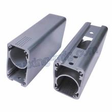 Extrusion en aluminium boîtier en aluminium Usinage CNC pour E-Cigarette