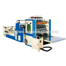 Box-Typ Tissue Serviette Making Machine Vier-Sechs-Linien