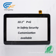 "Ckingway 10.1"" Projection Capacitive Touch Panel Screen for Medical Industry"