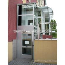 Elevación de la casa pequeña de la capacidad 260kg
