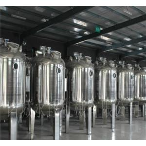 Dsihed heads for Fermentation Tank