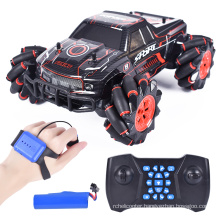 DWI 2.4GHz  New Remote Control High Speed Drifting Off-road Car Remote Control Toys Car with light