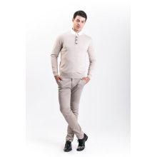 Camisola de Mistura de Cashmere para Moda Masculina 18brawm010