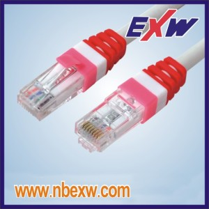 Cat6A Unshielded Modular Cord