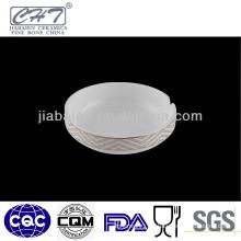 A011 High quality ceramic porcelain custom cigar ashtray