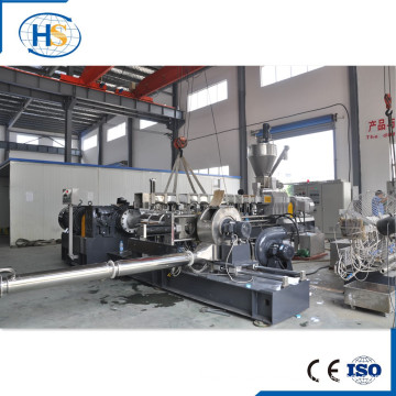 HS series SP Two-stage Compounding Extruder Pelletizing System