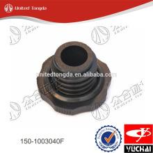 Tapón de llenado de aceite del motor Yuchai 150-1003040F para YC6G