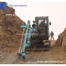 GL120YW Multipurpose Hydraulic Mining Drilling Rig