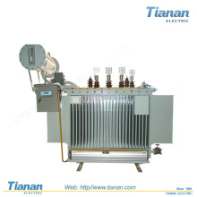 50KVA-2000KVA Power Distribution Oil Immersed Transformer / Distribution / Three-Phase / Transmission