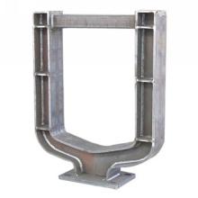 Custom MIG Schweißen Teile mit Stahl