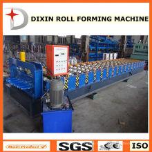 Dixin heiße Verkaufs-Matel-Dachziegel-Rollen-bildende Maschine
