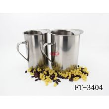 .Stainless Steel Ice Kettle for Hotel (FT-3404-XY)