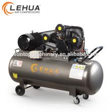 7.5hp 500l 900l/min large piston air compressor