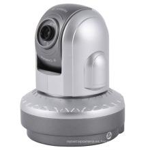700tvl Onvif H. 264 Infrarrojos IR distancia inalámbrica IP Cámara domo WiFi PTZ (IP-06)