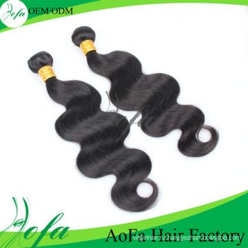 Девы Волос Перуанский Свободная Волна Человеческих Волос