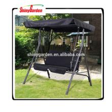 Outdoor Canopy Veranda Swing Patio Bank Gartenschaukel Stuhl mit Swing Top Cover