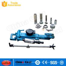 geschmiedeter Hammer-pneumatischer Felsen-Bohrer YT24, YT27, YT28 YT29 von der China-Kohle