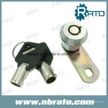 Cerradura de cajón de efectivo de llave tubular de 16 mm