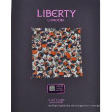Konkurrenzfähiger Preis 100% Baumwolle Liberty print Stoff