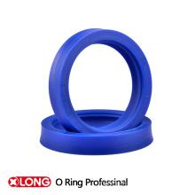 La alta calidad personalizó los sellos azules flexibles de la PU Lbh para el cilindro