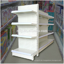 Single / Double Side Display Racks Supermarkt / Großhandel Convenience / Drug Store Waren Regal