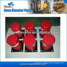 Elevator Polyurethane Shock Absorber Buffer for Cargo Elevators, Lift Safety Parts