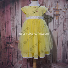 JannyBB design gorgeous tulle princess toddler dress