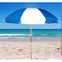 Sun protection advertising out door beach umbrella