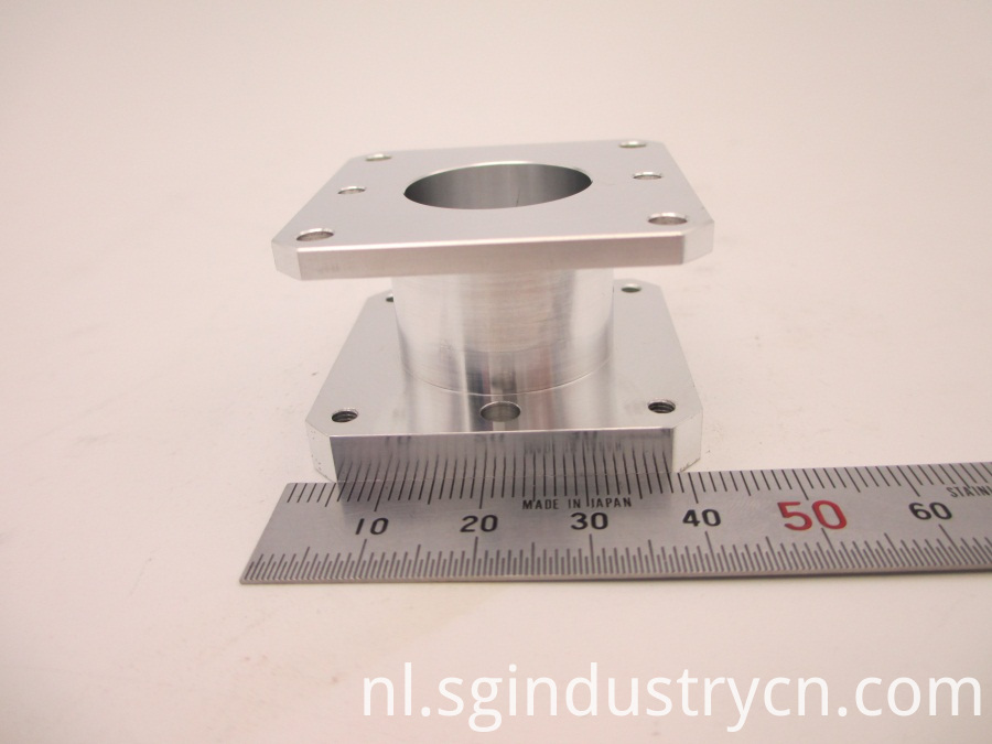 Cnc Lathing And Milling Aluminum