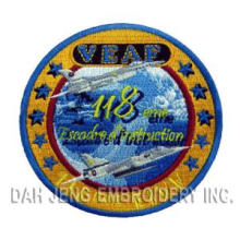 100% Military Embroidered Patches