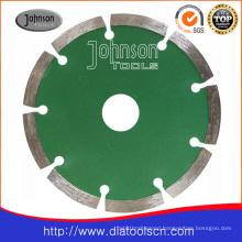 Diamond Cutting Tool: 125mm Sintered Segment Saw Blade