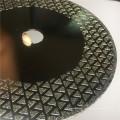 Disque de diamant rapide de coupe de marbre de 65mn pour la pierre de granit