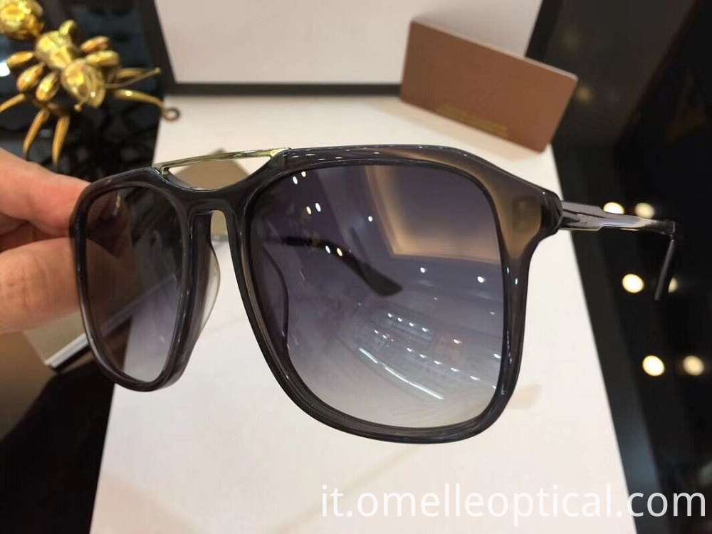 Oval Driving Sunglass