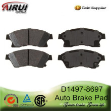 D1497-8697 Brake Pad Set for Chevrolet Cruze (Europe) 2011