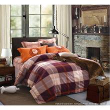 Comforter Set Brushed Cotton Bedsheet