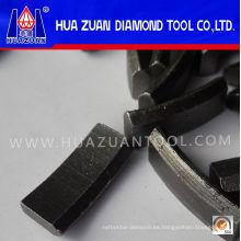 Broca de núcleo con punta de diamante de fórmula madura para reforzar el hormigón