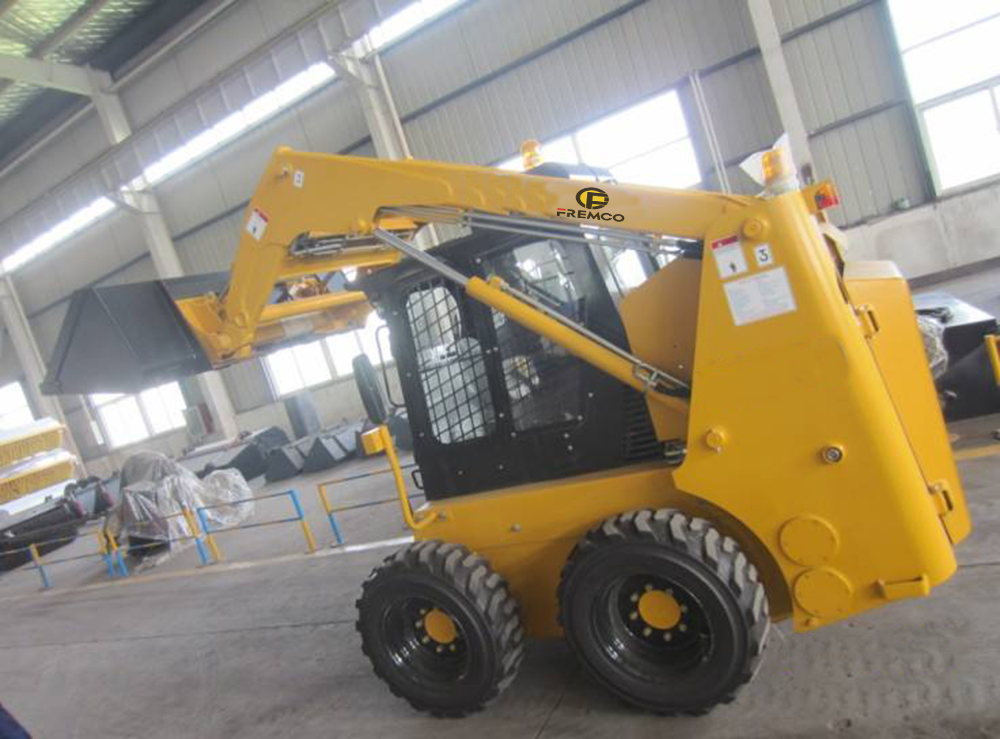 Skid Loader Auction