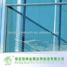 High security wire rope ferrule mesh for sale