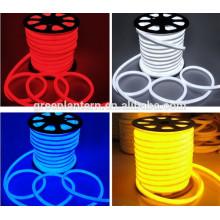 220 v / 110 v / 24 v / 12 volt flexible rohr flex benutzerdefinierte zeichen led schlauch neonlicht