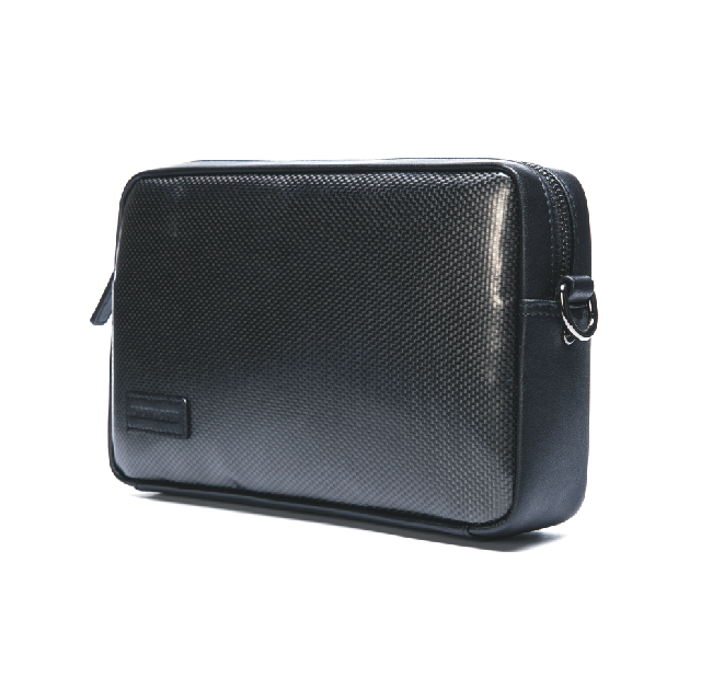 carbon fiber messenger bag