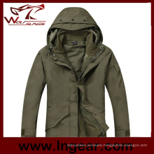 Waterproof Parka Jacket Outdoor G8 Tactical Coat Hoodie