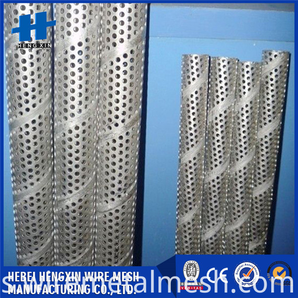 High Precision Perforated Filter Cartridge
