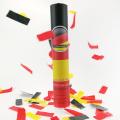 Heiße Verkaufs-Feier-Partei Popper für Ihr Land mit Mehrfarbenconfetti