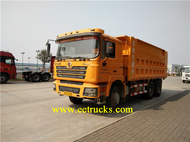 375HP Self-loading Dump Trucks