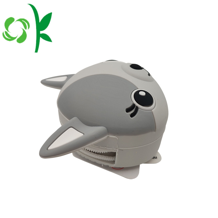 3d Cute Animal Silicone Coin Purse
