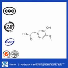 CAS 1131-94-8 China Chemical Powder 99% 3-Hydroxy-4-Methoxyphenylacetic Acid