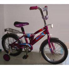 """16 """"bicicleta das crianças da armação de aço (BR1605)"""
