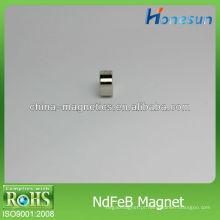 D10 * pólo de ímãs 2 de neodímio de 5mm